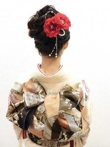 LIFE/LIFE ADORE Kimono 着付