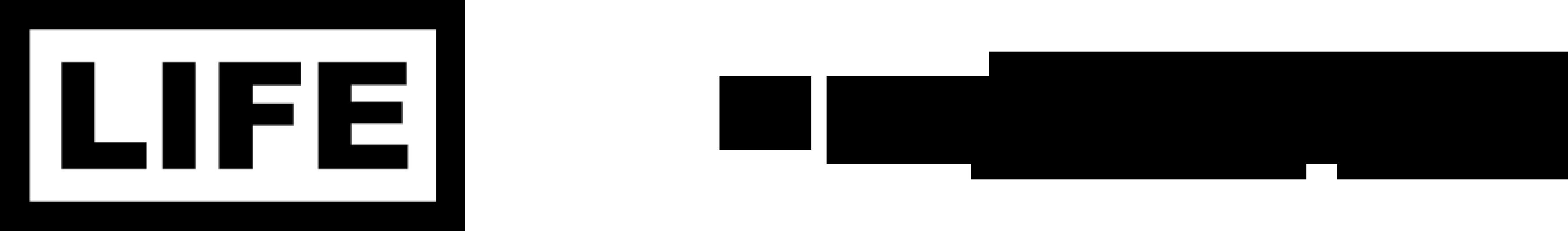 LIFE / LIFE ADORE logo